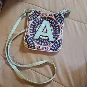 Colorful A purse